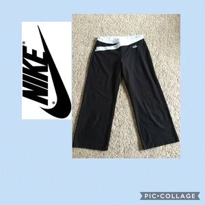Nike size small track/capri/athletic/running pant